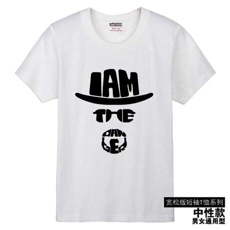 SexeMara TV drama Breaking Bad t shirt DIY 100% Cotton shirts ...
