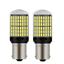 2pcs 1156 BA15S P21W 7506 2000Lm סופר בהיר LED Canbus אין שגיאת רכב בלם נורות אוטומטי גיבוי הפוך מנורה בשעתי יום אור