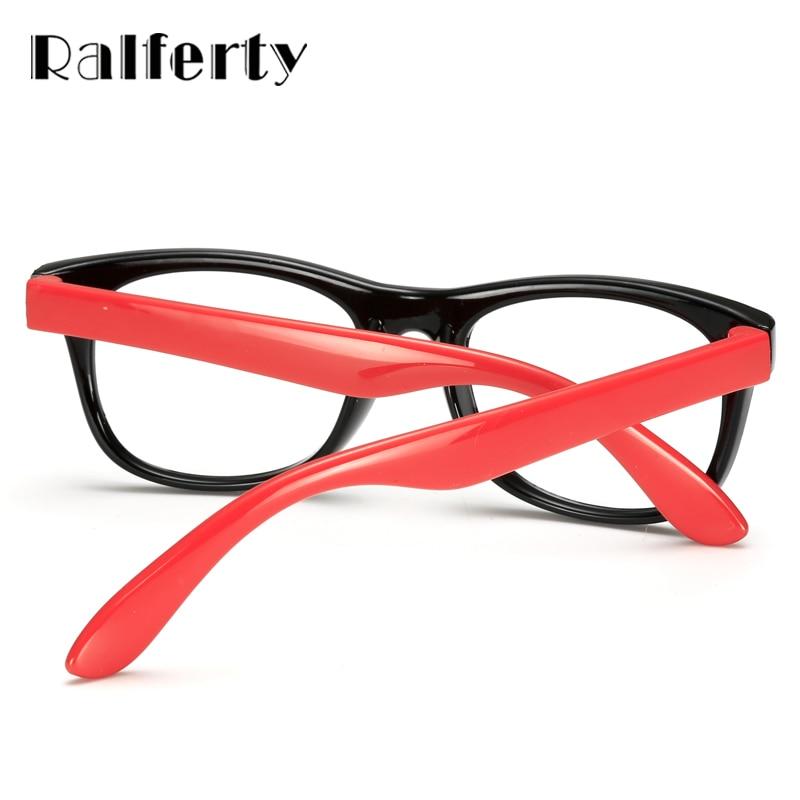 1686cbdd6500e Ralferty Infantil Bebê Crianças TR90 Armações de Óculos Criança Óculos de  Segurança Com Lente Clara, macia e Flexível Estrutura Óptica Para óculos de  Miopia ...