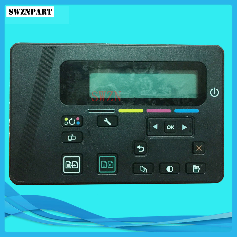 Control panel assembly For HP M176 M176N 176 Printer Control Key Board tms320f28335 tms320f28335ptpq lqfp 176