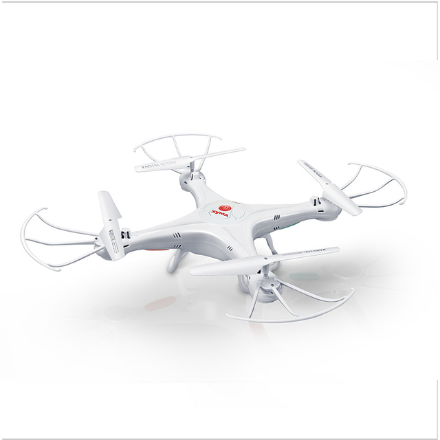 Original Syma X5A-1 Drone 2.4G 4CH RC Aerial Quadcopter With 360 Degree Roll Headless Mode Remote Control Helicopter Toy Gift