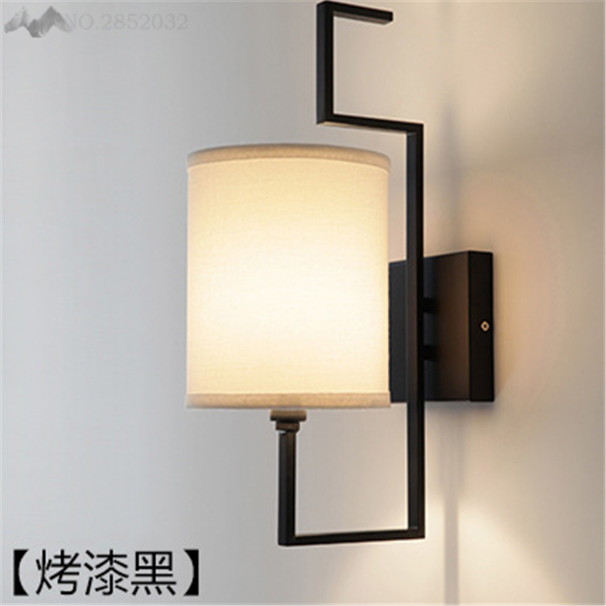 LFH Modern Chinese Style Vintage Iron Wall Lamps Bedside Lights Corridor Front Living room Kitchen Indoor Lighting DecorationLFH Modern Chinese Style Vintage Iron Wall Lamps Bedside Lights Corridor Front Living room Kitchen Indoor Lighting Decoration