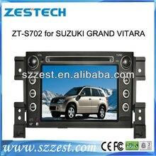 ZESTECH Car DVD Player for SUZUKI GRAND VITARA 2005- High Definition Screen with GPS NAVI bluetooth IPOD TV DVD Navigater