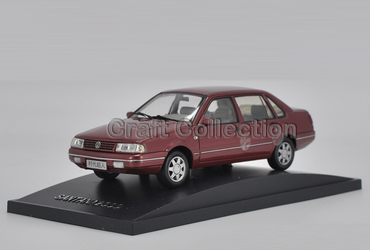 * Red 1/18 Volkswagen VW SANTANA 2000 Passat B2 Superman Classic Alloy Model Car Out of Print 1 18 otto renault espace ph 1 2000 1 car model reynolds