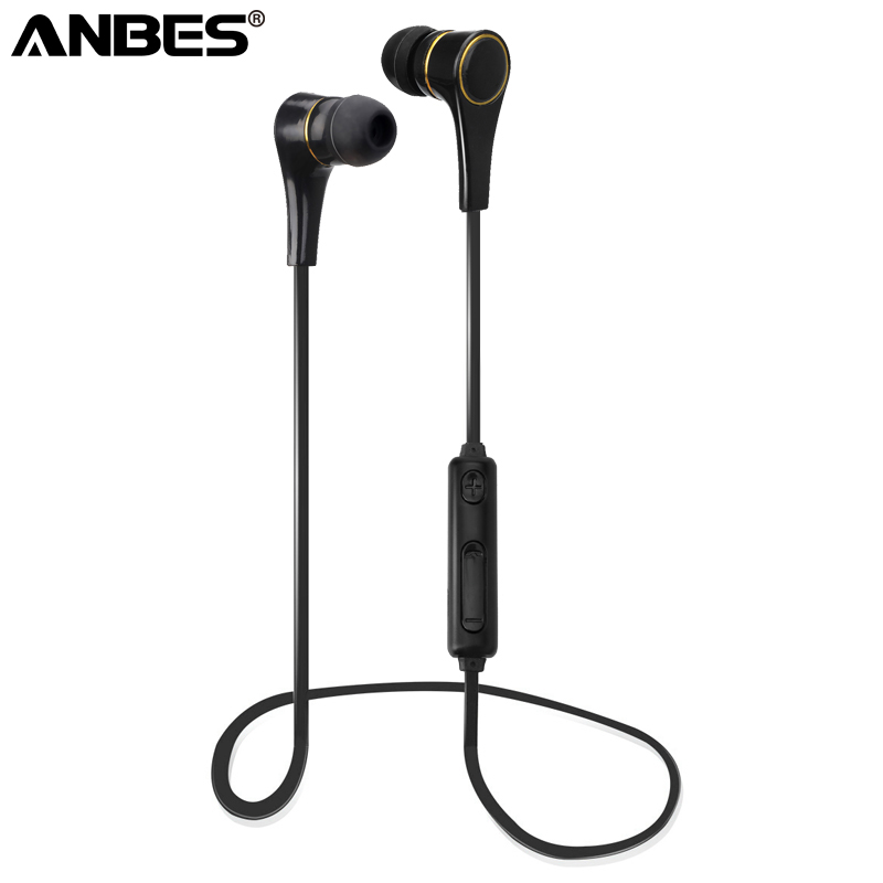 Wireless Stereo Headsets Bluetooth Headphones Sports Running Earphones with Microphones Earbuds for iPhone Samsung Xiaomi