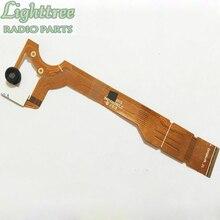 5X Lange Flexibele Kabel Voor Motorola DEP550 Xir P6600 Reparatie Onderdelen