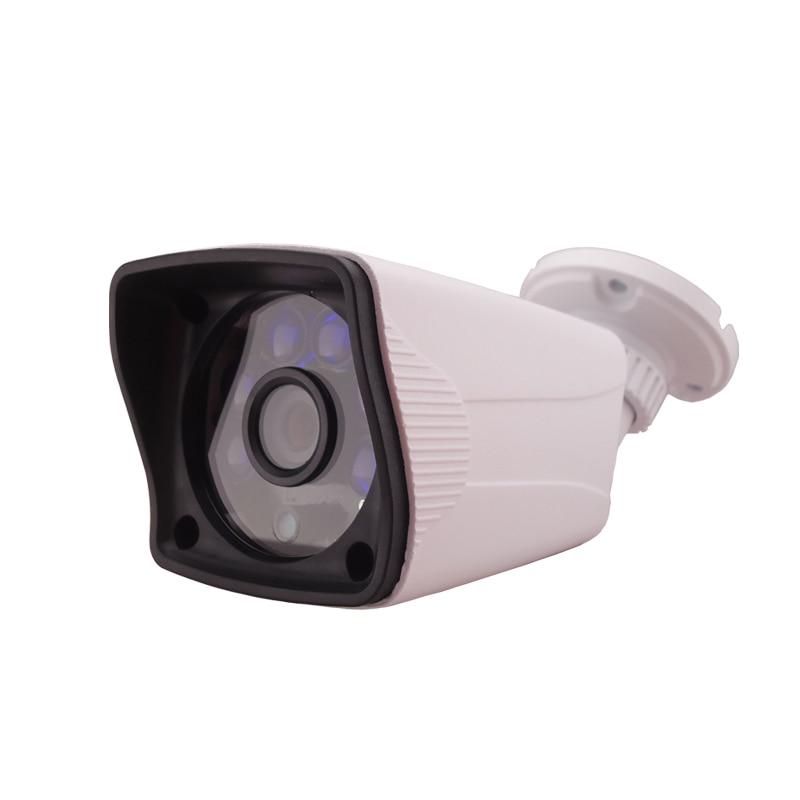 720P IP Camera HD 1.0MP 48V POE Audio Microphone Night Vision CCTV Infrared Outdoor Waterproof Monitoring Onivf P2P H.264
