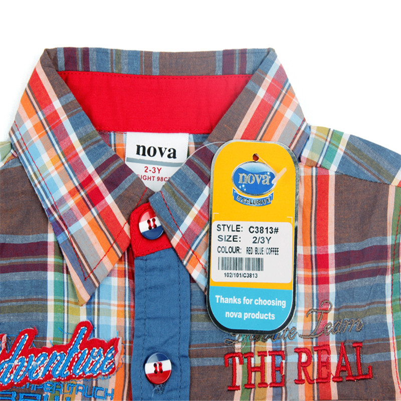 C3813 RED BLUE COFFEE-6
