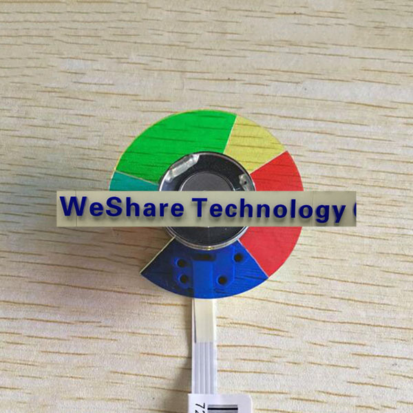 ФОТО Projector Colour Color Wheel Model For Acer X1160 Replacement Color Wheel New