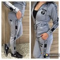 Winter Sweatshirts Women Hoodie Brand Tracksuit Womens Sportswear Sweatshirt and Pants 2 Piece Set Tracksuit for Women Clothing