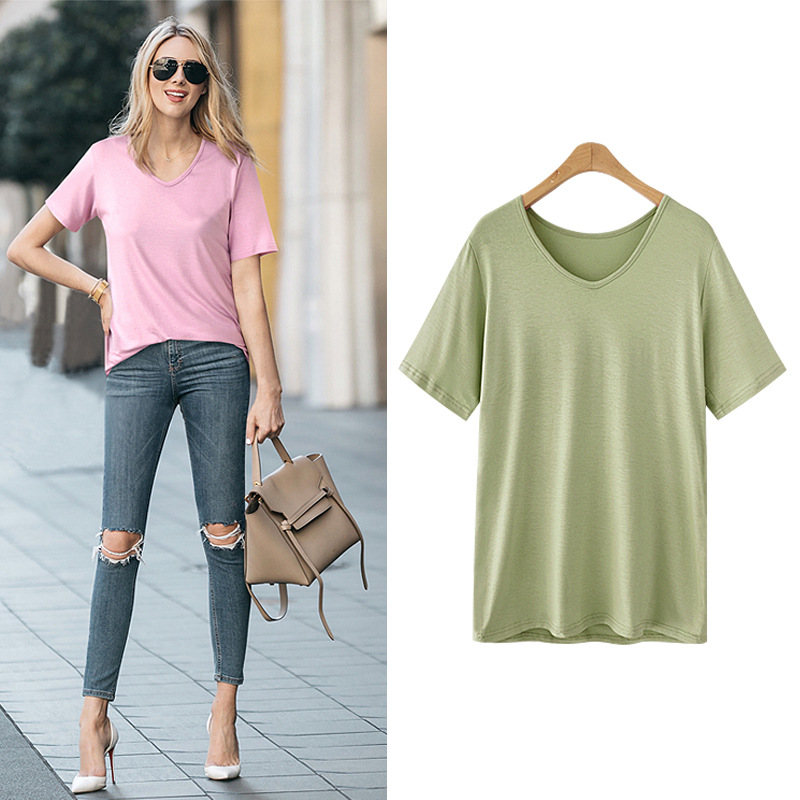 DZ shirt Blusas Summer Top Tees Shirt Loose Femme Camisas Mujer Casual Female GZC1