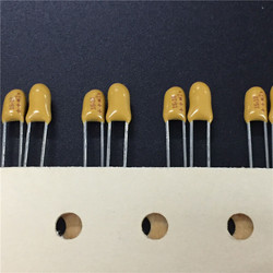 10 pces/50 pces 15uf 10v tântalo capacitor 10v15uf 156 dip radial