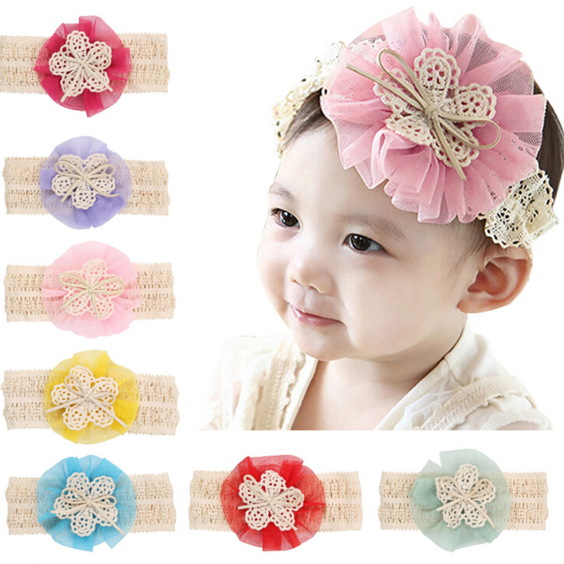 TWDVS New Hot Sale Bow Headband Hair Bowknot Headbands Kids Hair Accessories  Bow Headband  Hair Bands  w057 hot sale hair accessories headband styling tools acessorios hair band hair ring wholesale hair rope