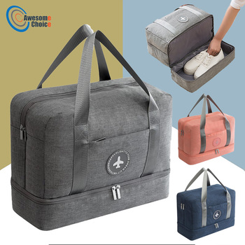 Kwaliteit Sporttas Training Gym Schoenen Opslag Mannen Vrouw Fitness Zakken Duurzaam Multifunctionele Handtas Outdoor Sporting Tote-in Gymtassen van sport & Entertainment op