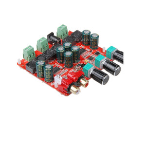 Image 1 - TPA3118 30W+30W+60W 2.1CH Stereo Subwoofer Digital Power Amplifier Board