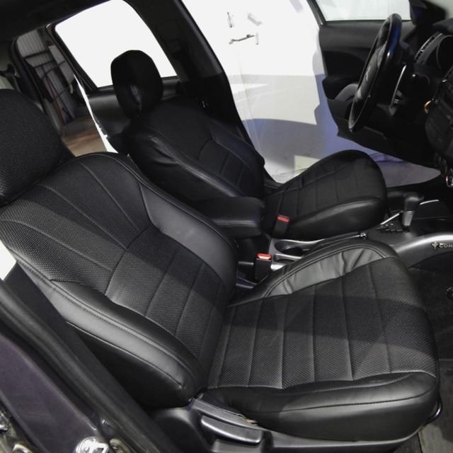 Для peugeot 4007 специальные чехлы для сидений автомобиля полный комплект автопилот из эко-кожи