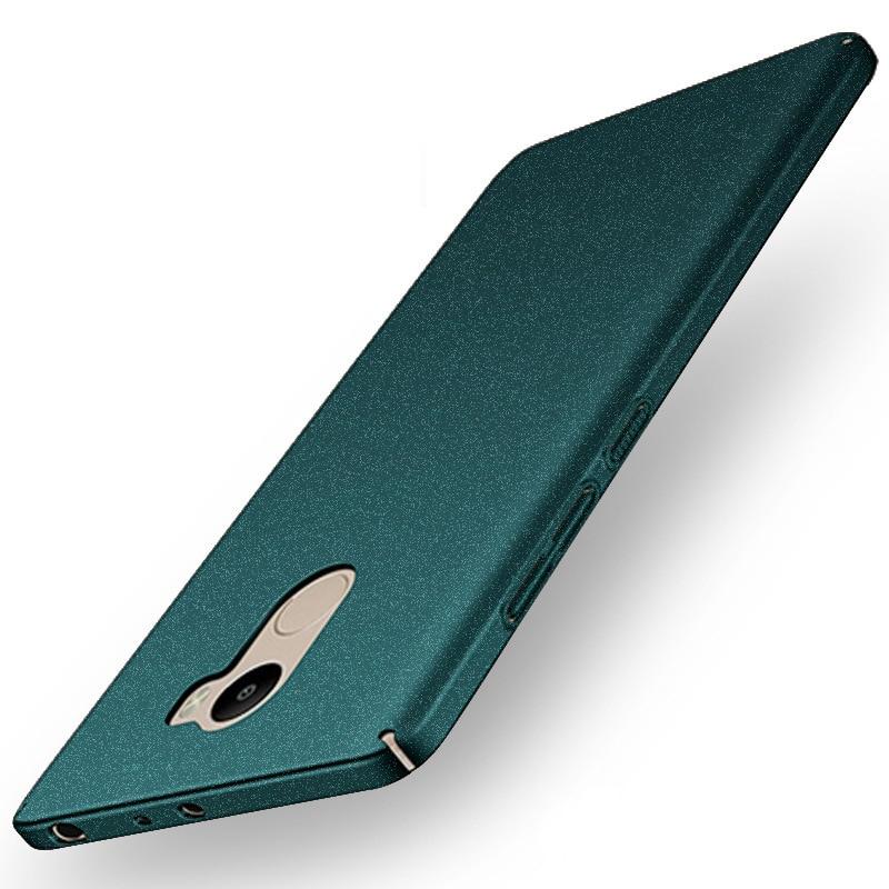 Lyxig hårbaksplast COVER-fodral för Xiaomi redmi 4 Pro-skal till - Reservdelar och tillbehör för mobiltelefoner - Foto 1