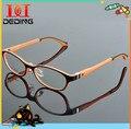Ацетат легкий очки для мальчиков Armacao de óculos де грау детей оптических оправ очки DD0802