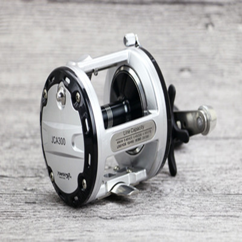 New drum wheel fishing wheel fleece fishing boat with powerful pescafishing carretilha shimano free shipping