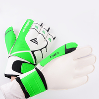 Soccer Soccer Ball Multi Color Multi Size Goalkeeper Gloves With Fingerboard For Adults Kids Microfiber