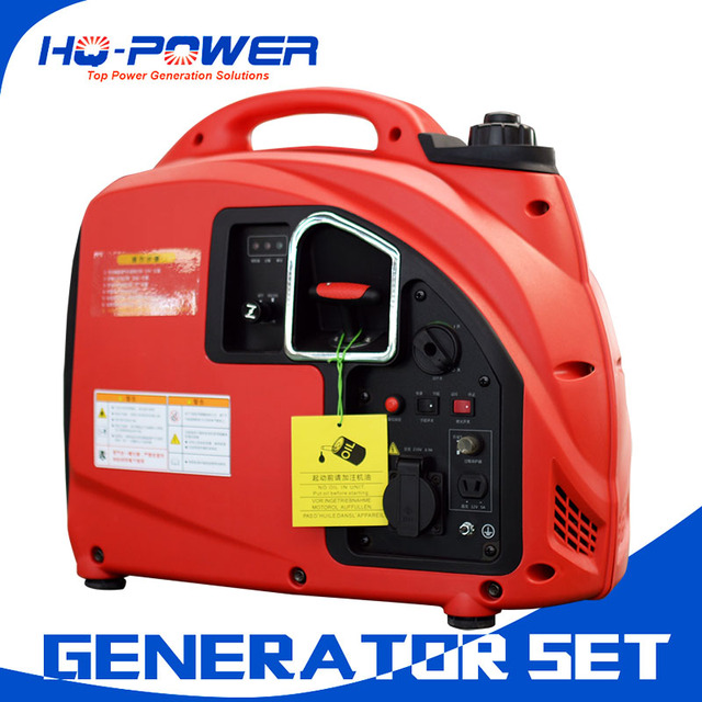 Hot Sale Small Air Cooled Silent Gasoline 2kw Generator Price In