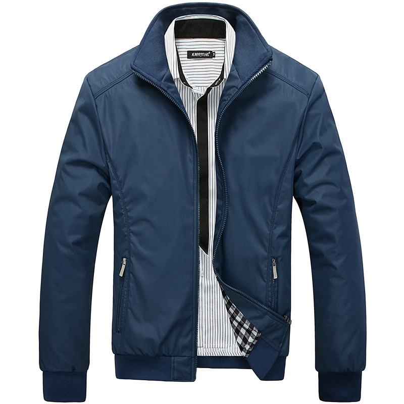 Mens Blue Jacket | Outdoor Jacket