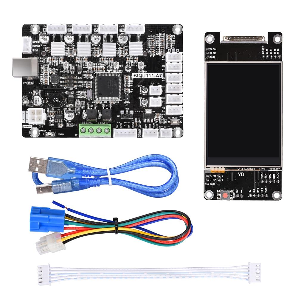 3D Printer Parts 32 Bit Controller Main Board ARM 32 Bit Mainboard control TFT 2.8 screen RepRap MKS GEN V1.4 for BIQU Magician