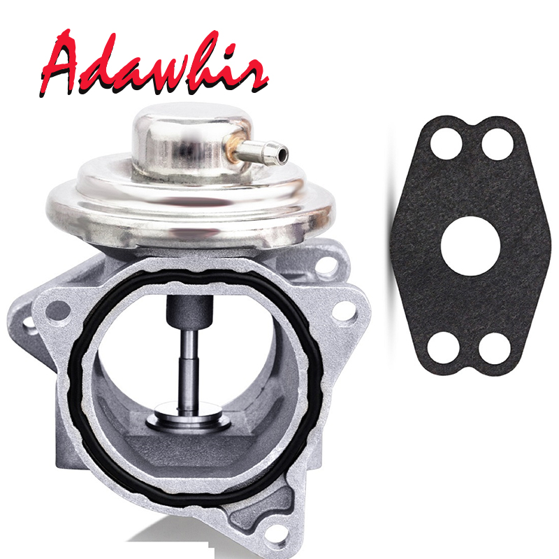 New EGR Valve for VW Golf MK IV V Passat Polo Touran Beetle Jetta 1.9 TDI 2.0 TDI <font><b>038131501AN</b></font> 038131501S 038131637D 038131501K 1 image