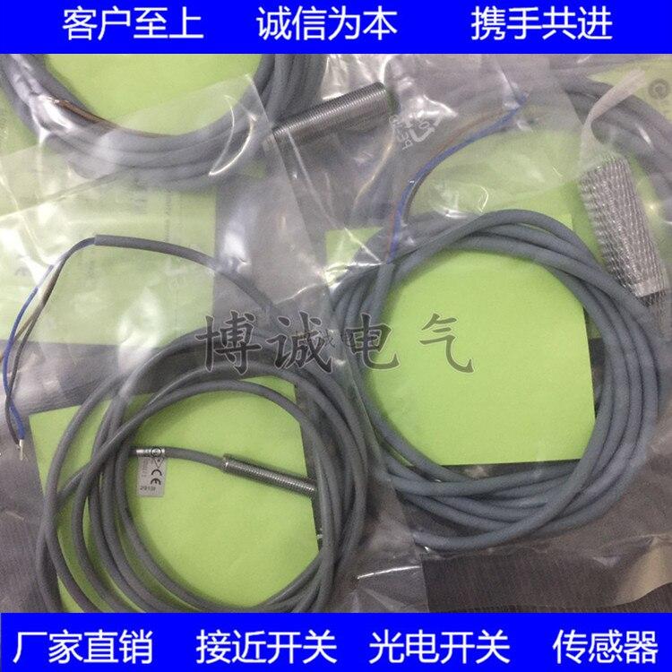Spot Cylindrical Proximity Switch Ni5-M12-ON6L NI5-M12-OP6L Warranty One Year