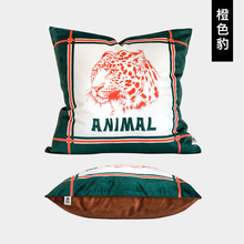 Sofa cushion cover pillowcase office lumbar pillowcase velvet pillowcase Cushion Cover Pillow Cover Pillow Case диванная подушка cushion cover pillowcase 45 45 01 page 4