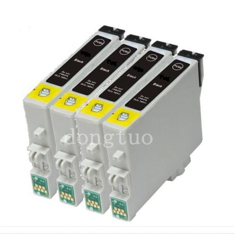 4 CiberDirect T1291 T1292 T1293 T1294 Ink Cartridges to fit T Printers