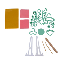 Best Fondant Gum Paste Plunger Cutter Flower Making Set