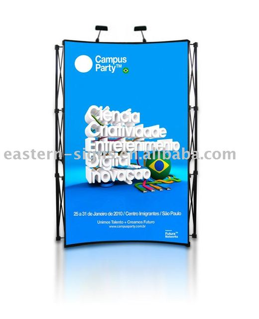 Pop Up Display 3x2 Frame FREE SHIPPING to EU