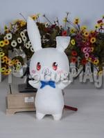 Magical Girl Lyrical Nanoha Vivid Cosplay Rabbit Plush Doll mp002337