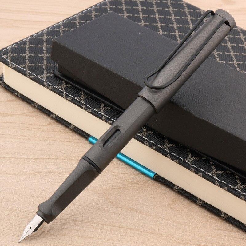 New Colour Nice Office Pen Gift Matte Gray School EF Fountain Pen