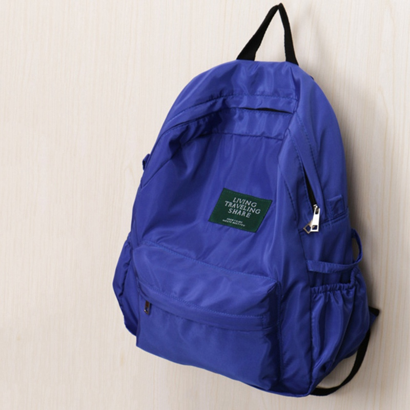 2018 New Arrive Waterproof Nylon Backpacks Women Travel Backbags  For Girls Teenagers Travel Rucksack Mochilas