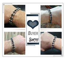 Motorcycle Chain Bracelet [21.8cm]