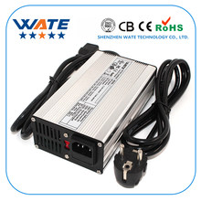 58.4V 4A Charger 48V LiFePO4 Battery Smart Charger Used for 16S 48V LiFePO4 Battery Input 90-265V Global Certification(China)