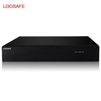 LOOSAFE XVR video recorder XVI/AHD/TVI/CVI/CVBS/ 4ch 1080P XVR Support IP Camera Video Surveillance Recording 1920*1080