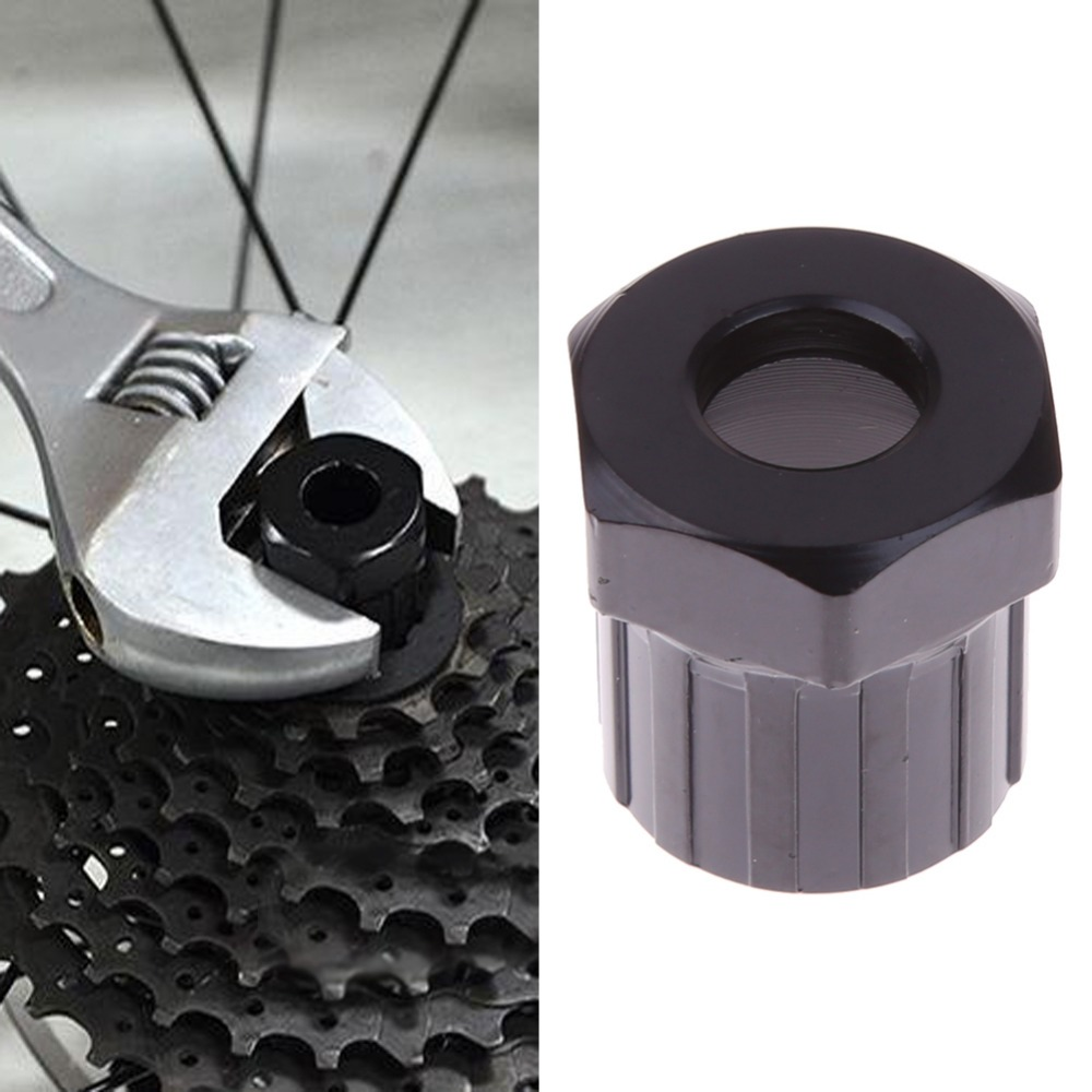 Freewheel Cassette Remover MTB Mountain Bike Bicycle Tools 12 Teeth 6-pin screw shaped Maintenance Herramientas Bicicleta Tool