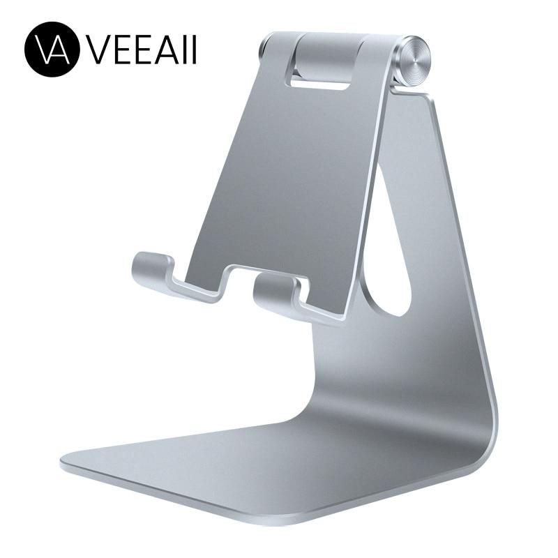 Universal Tablet Pocket Mount Holder Desk Table UK Silver /& Black PHONE STAND