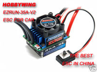 EZRUN 35A BURST 190A Brushless ESC RC 1/10/12 Car Truck