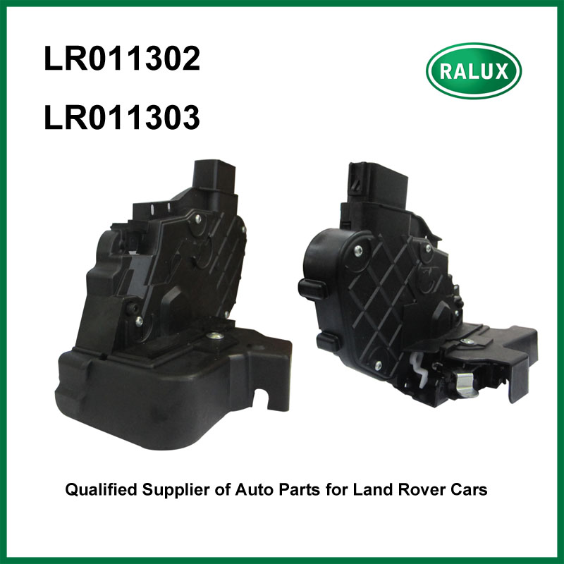 Car door latch rear right and left for Evoque Freelander 2 Discovery Range Rover Sport auto body parts LR011302-RH LR011303-LH lr011275 high quality car door latch front right for lr evoque freelander 2 discovery range rover sport auto body parts supplier