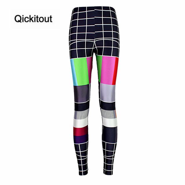 Women's New Sexy 3D Print Modern Style Leggings
