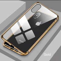 Magic Touch Screen IPhone Case Magnetic | No Screen Protector Required!! Phones & Accessories Material: For iPhone XS Max Color: Gold