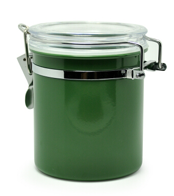 2017 Rushed Promotion Army Green Chocolate Orange Plum Mason Jar Stainless Steel  Storage Boxes Tea Coffee Milk Powder Bin In Storage Bottles U0026 Jars From ...