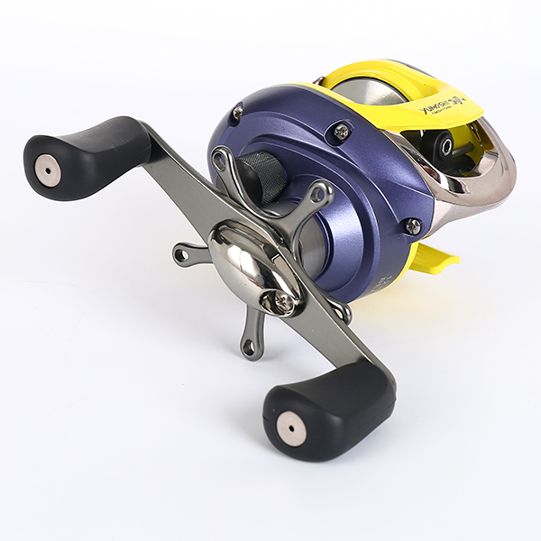 Promote Baitcasting Reel 12+1 BB Left Hand Right Hand Bait Casting Fishing Reels Coil Gear Pesca 6.2:1 Baitcast Reeling 12 1bb left right hand bait casting fishing reel 6 3 1 baitcasting reel magnetic brake system fish wheel pesca lyw 013