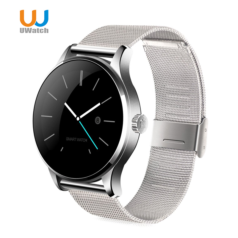 UWatch New Smart Watch Heart Rate Monitor Waterproof Hot Christmas Gifts for Xiaomi Huawei IPhone 5/5s/6/6s PK