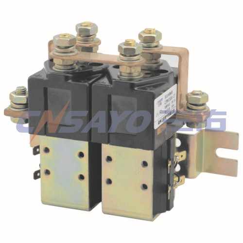 CZWH200A-2T/48V dc contactor dc reversing contactor dc182b 537t for forklift 48v 200a zapi b4dc21