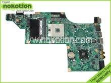 laptop motherboard for hp pavilion dv6 dv6t 630281-001 HM55 GMA HD DDR3